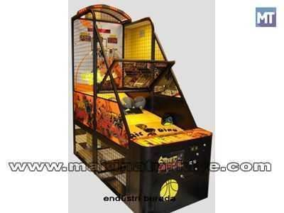 Junior Basketbol Makinesi / Tekno-Set Sbj 002