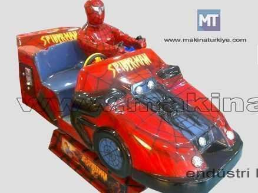 Örümcek Adam / Tekno-Set Br 008