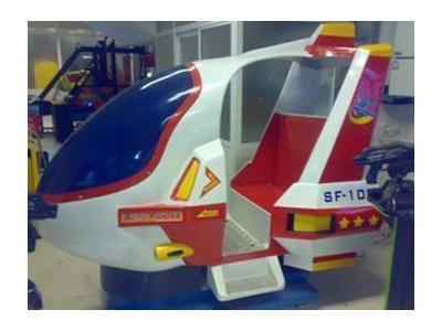 Savaş Uçağı / Tekno-Set Lc 031