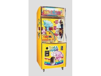 Ball Rush Biletli Oyun Makinesi / Tekno-Set Fl 001