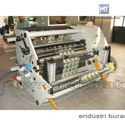 Bobin Dilimleme Makinası