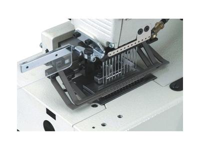 Kansai DFB-1412-PSM Kamlı Süs İşleme Zincir Dikiş Makinası
