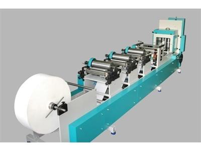3 Renk Baskılı Peçete Makinası ( 33 x 33 cm)