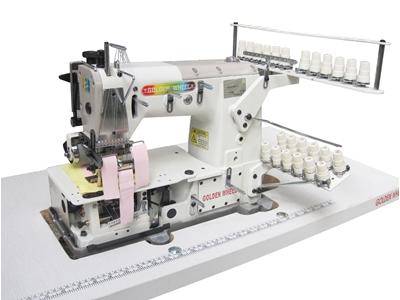 6 İğne Şerit Lastik Makinası