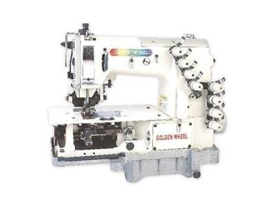 3 İğneli Zincir Dikiş Makinası(Reçme Model)