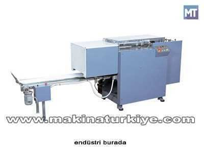 Küçük Ve Orta Ölçülü Kağıt Delme Makinası