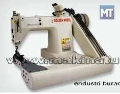 Kot 3 İğne Kollu / Golden Wheel Cs–4350 1