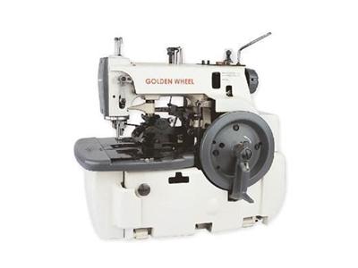 Golden Wheel Cs-229U-231W 2 ip Tek İğne Gözlü İlik Makinası