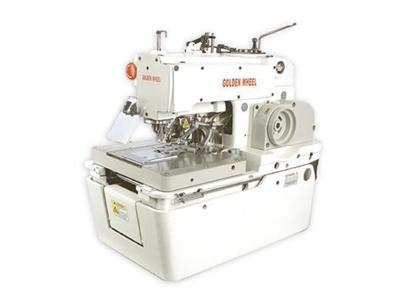 Elektronik Gözlü İlik Makinası / Golden Wheel Csa–3620–00