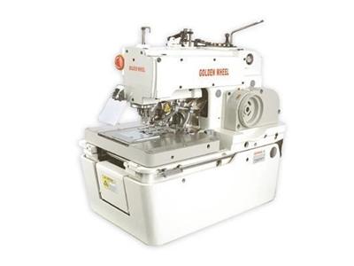Elektronik Gözlü İlik Makinası / Golden Wheel Csa–3620–01