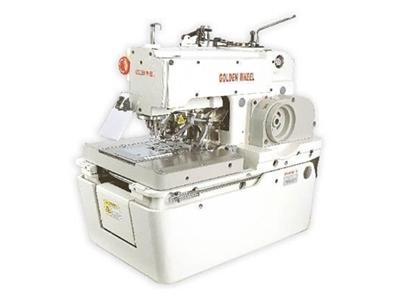 Elektronik Gözlü İlik Makinesi / Golden Wheel Csa–3620–02