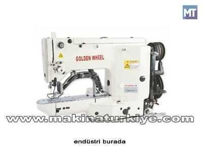 Punteriz Makinası / Golden Wheel Cs–8150 1