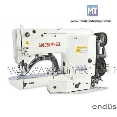 Punteriz Makinası / Golden Wheel Cs–8150