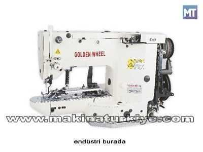Düğme Dikiş Makinesi / Golden Wheel Cs–8151–555 1