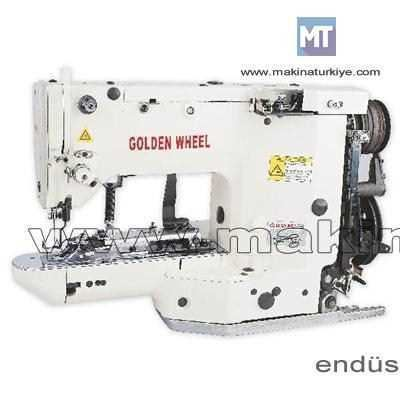Düğme Dikiş Makinesi / Golden Wheel Cs–8151–555