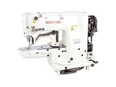 Punteriz Makinası / Golden Wheel Csk–8105–6