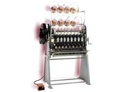Deluxe Bostitch 18 AW Çoklu Tel Dikiş Makinası 10 Kafa