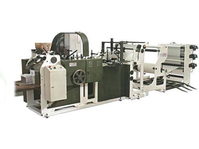 Körüklü Kese Kağıdı Makinası - 240 ad/ dak