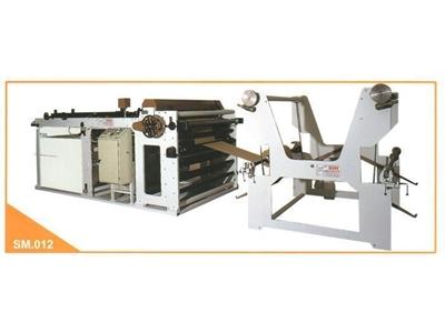 Bobin Ebatlama Kesim Makinası / Sır Sm.012