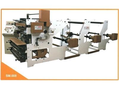 Fax Rulo Yazar Kasa Makinası Kağıdı Dilimleme / Sır Sm.008