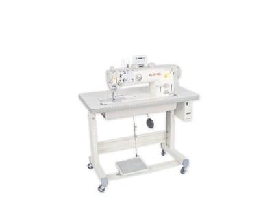 Elektronik Düz Dikiş Deri Makinesi