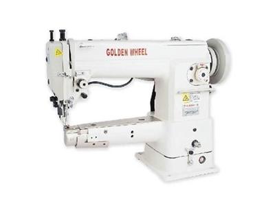 Kalın Baş Çanta Makinesi / Golden Wheel Cs-6210n-B