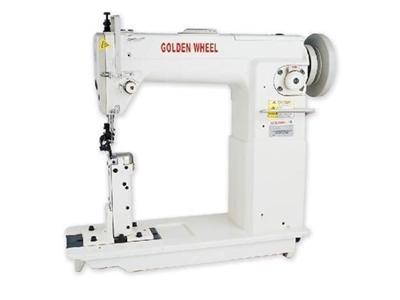 Golden Wheel CS-5361N Sütunlu Tek İğne Deri Makinası