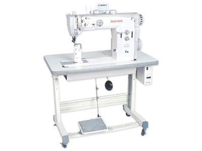 Sütunlu Elektronik Deri Makinası