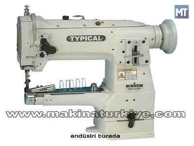İnce Baş Çanta Ve Şerit Makinesi / Typical Tw3-S335vb