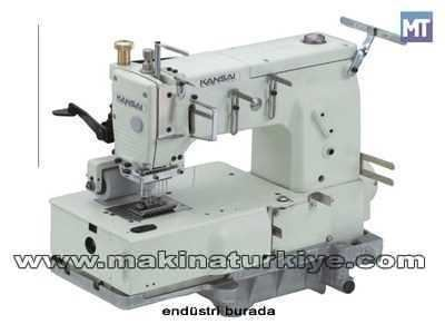 Kansai DFB-1406P 6 İğne Zincir Dikiş Makinası