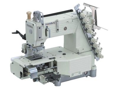 Kansai FX-4404-PMD Burunlu 4 İğneli Zincir Dikiş Makinası