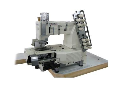Kansai FX-4406-PMD Burunlu 6 İğneli Şerit Makinası