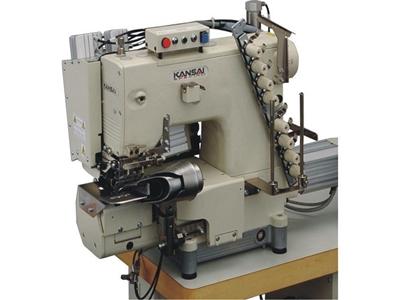 Kansai FBX-1104PAC Full Otomatik Kemer Makinesi
