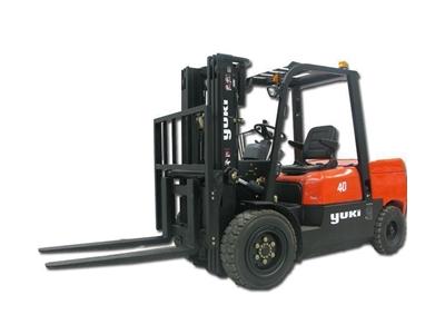 4 Ton Dizel Forklift