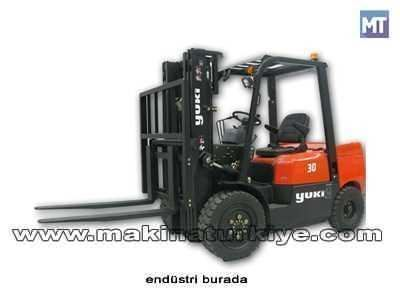 3 Ton 4,5m Dizel Forklift