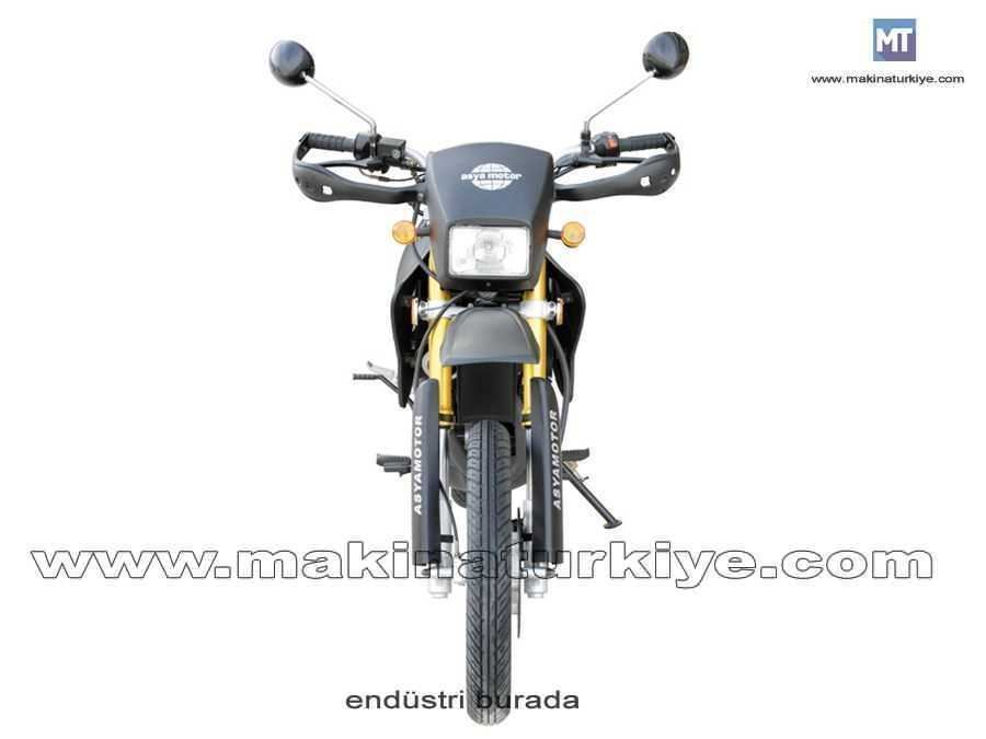 Asya 196cc Motosiklet As 200 Gy-Tay
