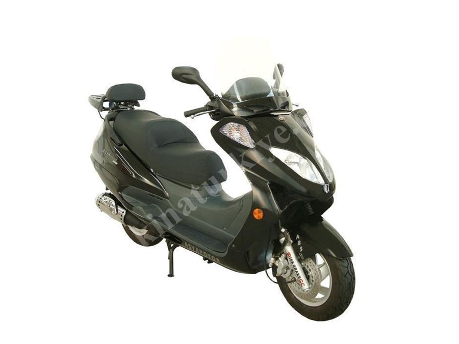 Asya 149.6cc Motosiklet As 150t-1