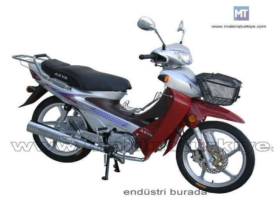 Asya 107cc Motosiklet As 110-8