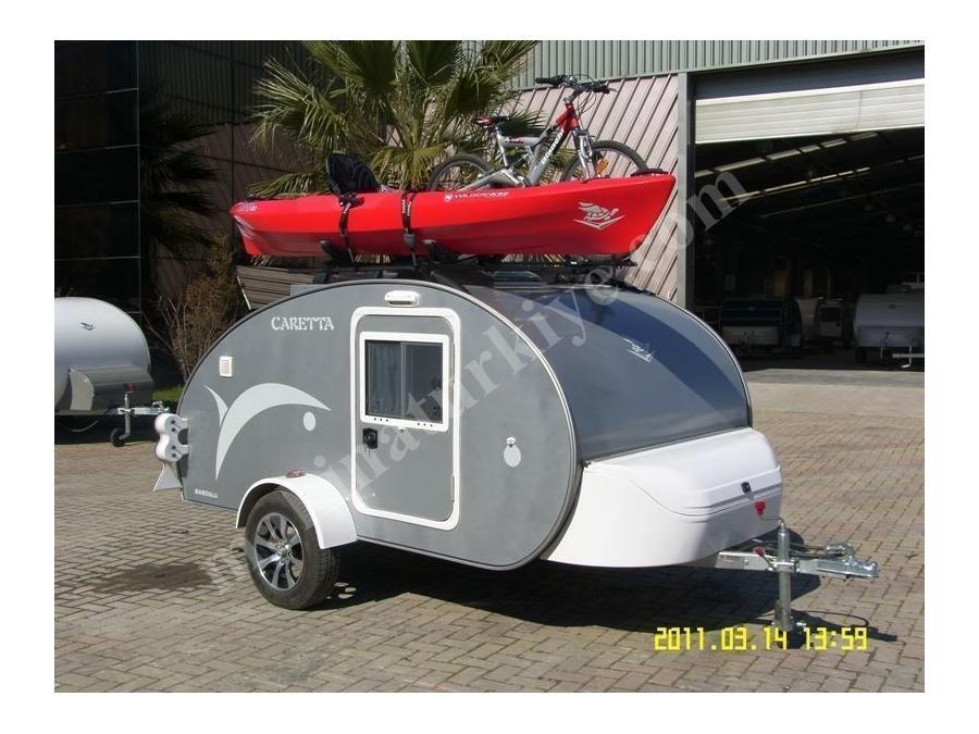 Caretta 1500 2+2 Kişi Çadırlı Karavan