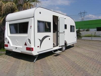 5 Kişilik Karavan / Caretta 525 X 220 Td Agena Plus