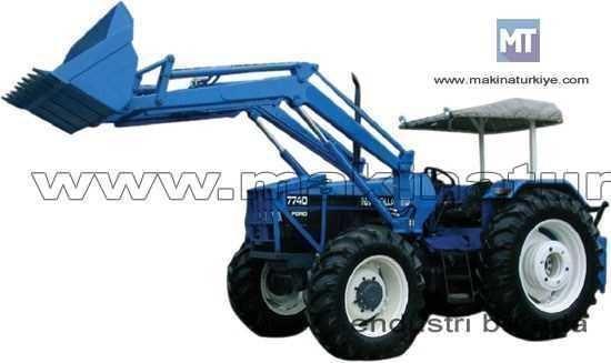 Traktör Ön Yükleyici ( 1000 Kg )