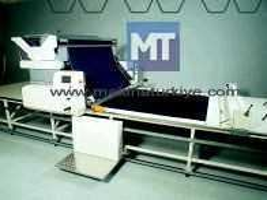 Otomatik Pastal Serim Makinası / Tesan As 200 Tt