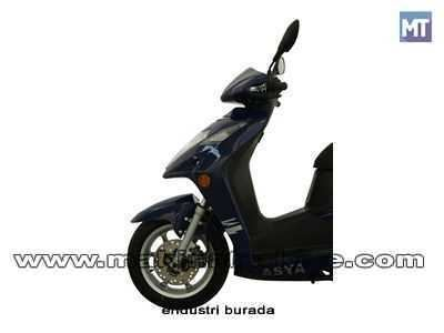 Asya 150cc Scooter As150t-7b