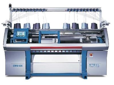 Triko Örgü Makinası / Stoll Cms 530