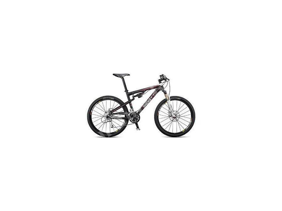 Scott 27 Vites Dağ Bisikleti Spark 30