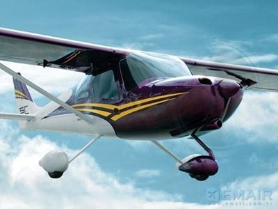 Tek Piston Motorlu Uçak
