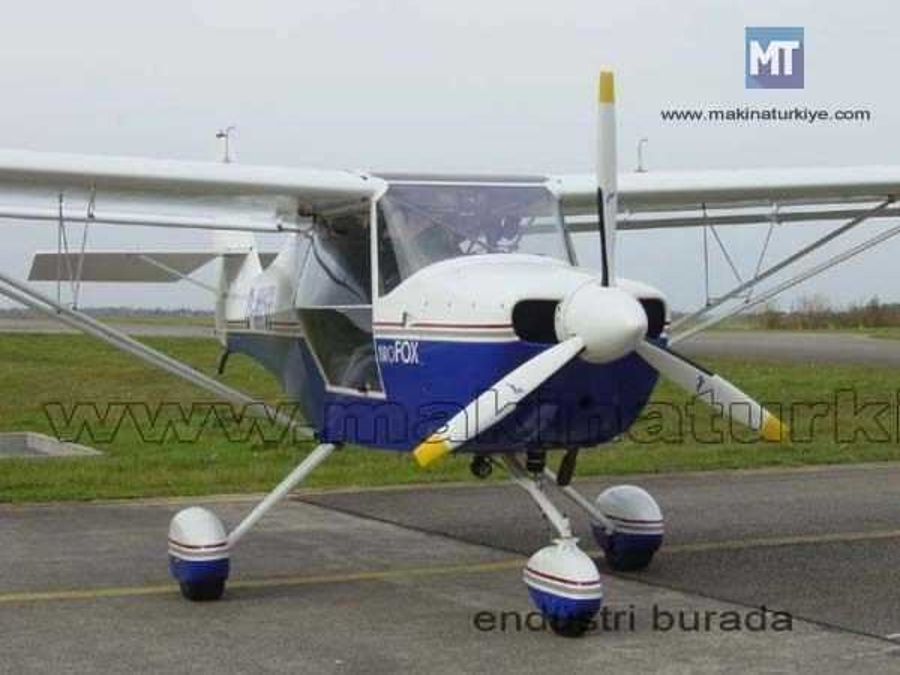 Hafif Uçak / Eurofox 2k Taildragger