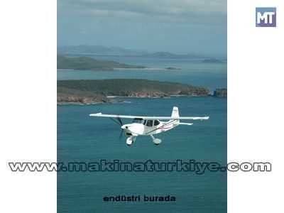 Eğitim Uçağı / Foxcon Terrıer 200