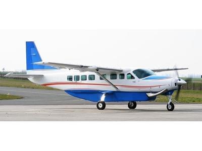 Kargo Uçağı / Cessna Grand Caravan