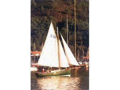 5.70 M Golant Gaffer Yelkenli / Karayel Y-5.70